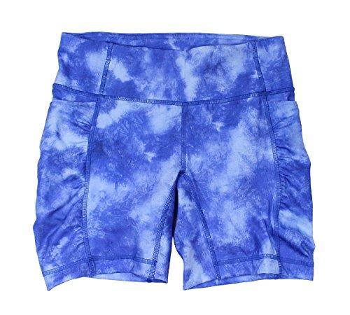Lululemon Trip Pipe Dream Blue Speed Track - Speed Lulu Shorts