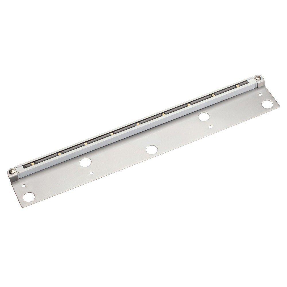 Kichler 15756WHT27 9 LED Pro Hardscape with Bracket, 19-Inch, Textured White