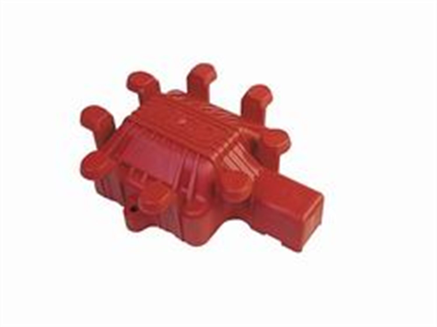 MSD 84022 Red Extreme Output Coil Cover MSD Ignition