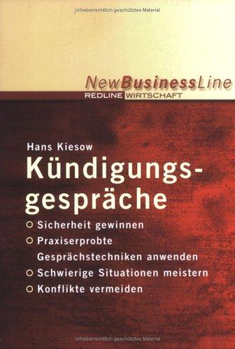Kündigungsgespräche (New Business Line)