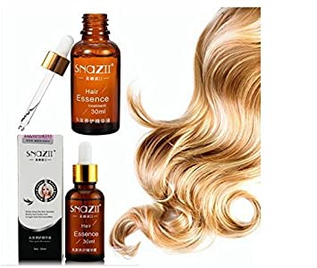 SNAZII Natural Herbal Hair Care Loss Growth Essence Essential Oil Treatment Liquid by GokuStore by GokuStore