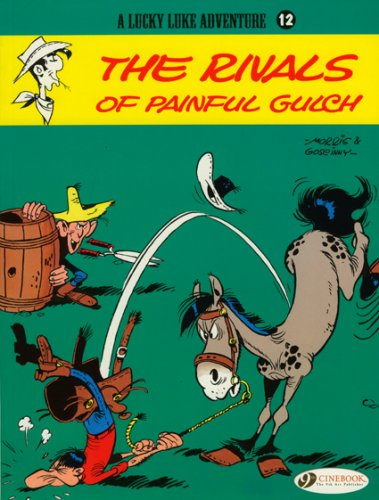 Download The Rivals of Painful Gulch (Lucky Luke) PDF