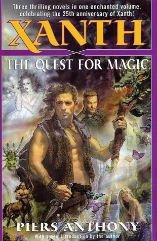 xanth quest for magic - 5