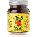 Morgan Pomade Amber Jar, 0.22 Pound