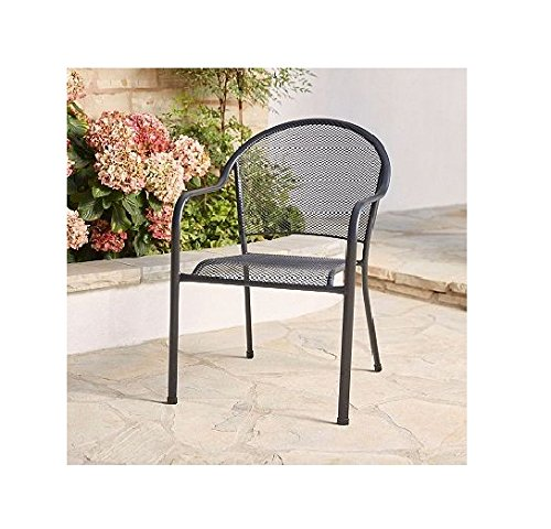 Member's Mark Stackable Mesh Chairs, 4-Pack