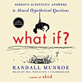 Bargain Audio Book - What If