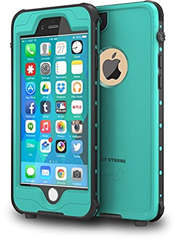 ImpactStrong Waterproof Case Slim Full Body Protection for Apple iPhone 6 / 6s (4.7