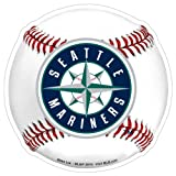 MLB Seattle Mariners 3D Baseball Magnets (Set of 2)