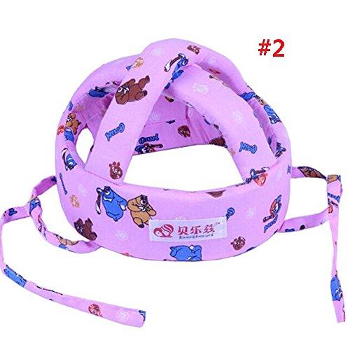 Capilene 2 Cap (Baby Toddler Safety Helmet Headguard Hats Cap No Bumps Adjustable for Kids Boys Girls)