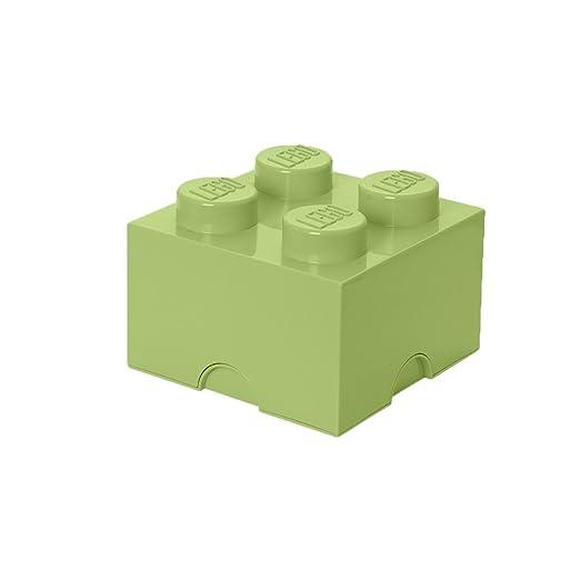 LEGO 4003 Ladrillo de Almacenamiento de 4 espigas, Caja de ...