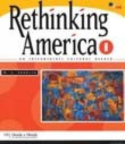 Rethinking America 1: An Intermediate Cultural Reader M. E. Sokolik