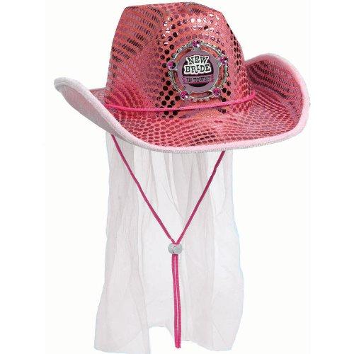 Bridal Cowboy Hat