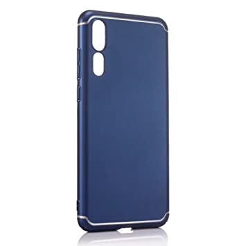 Adamark Funda Huawei P20, Huawei P20 Pro Carcasa Case Bumper Ultra-Delgado Anti-
