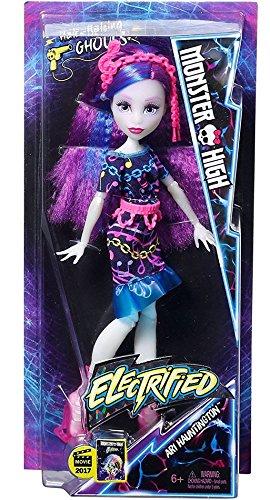 Monster High Electrified Hair-Raising Ghouls Ari Hauntington