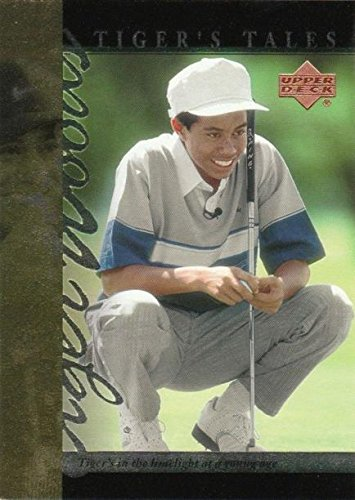 - Tiger Woods Golf Card (In the Limelight) 2001 Upper Deck #TT3