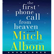 The First Phone Call From Heaven Unabridged Cd: A Novel