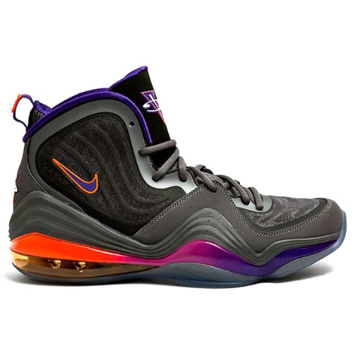 - NIKE AIR PENNY V SUNS BLACK/WHITE//GAME ROYAL 537331-070