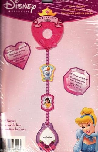 Disney Princess Doorknob Hanger Party - Knob Princess Door Hangers