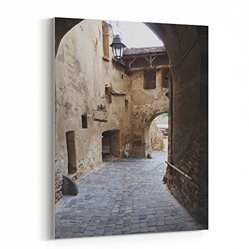 Cheap  Westlake Art Canvas Print Wall Art - Arch Town on Canvas Stretched..