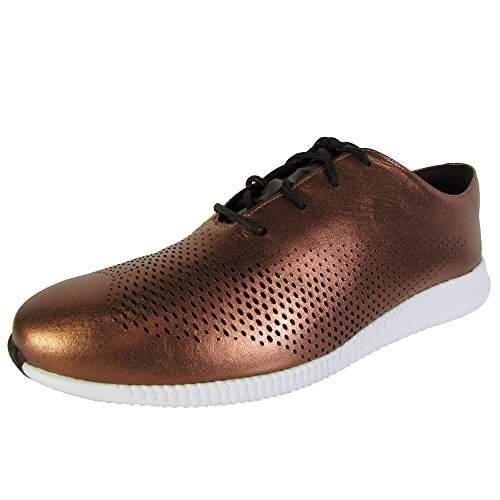 Cole Haan Donna 2.zerogrand Laser Ala Oxford Rame Pelle