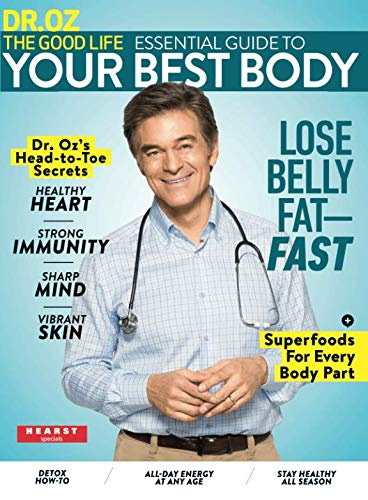 Essential Guide to Your Best Body: Dr. Oz's Head to Toe Secrets