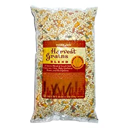 Trader Joe\'s Harvest Grains Blend (Pack of 3)
