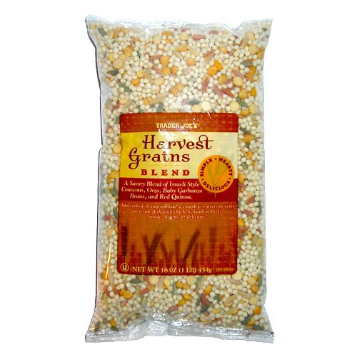 Trader Joe's Harvest Grains Blend (Pack of - Grain Harvest