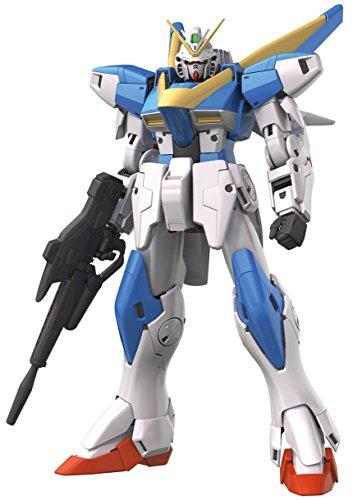 Victory Gundam Ver Ka Gundam V2 1:100 Scale Master Grade Model Kit