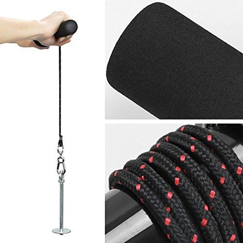 Pellor Wrist Roller Exerciser Trainer Forearm Strength Exerciser