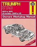 Triumph Stag (70 - 78) Haynes Repair Manual