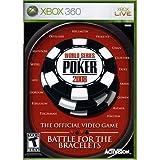 World Series of Poker 2008: Battle for the Bracelets - Xbox 360