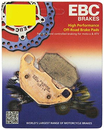 EBC Brakes FA305R Disc Brake Pad Set