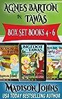 Agnes Barton In Tawas Box Set, An Agnes Barton Senior Sleuths Mystery series (Books 4-6)