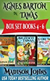 Agnes Barton In Tawas Box Set, An Agnes Barton Senior Sleuths Mystery series (Books 4-6)