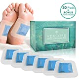 Best Foot Detoxes - Foot Pads For Cleansing, Better Sleep, Increased Energy Review