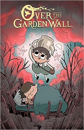 amazoncom over the garden wall vol 1 9781608869404 jim campbell amalia levari pat mchale cara mcgee books - Over The Garden Wall Comic