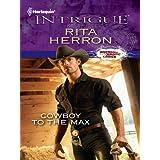 Cowboy to the Max (Bucking Bronc Lodge Book 3)