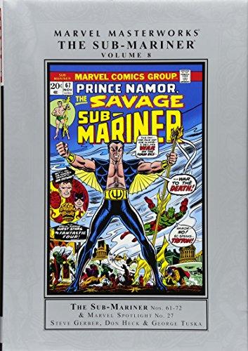 Marvel Masterworks: Sub-Mariner Vol. 8 (Marvel Masterworks:
