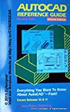 AutoCAD Reference Guide, New Staff, Riders Publishing, 0934035024