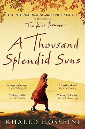 A Thousand Splendid Suns. Khaled Hosseini: Hosseini, Khaled: 9780747585893:  Amazon.com: Books