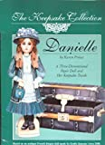 Danielle Three Dimensional Paper Doll and Trunk, Karen Prince, 0875884598
