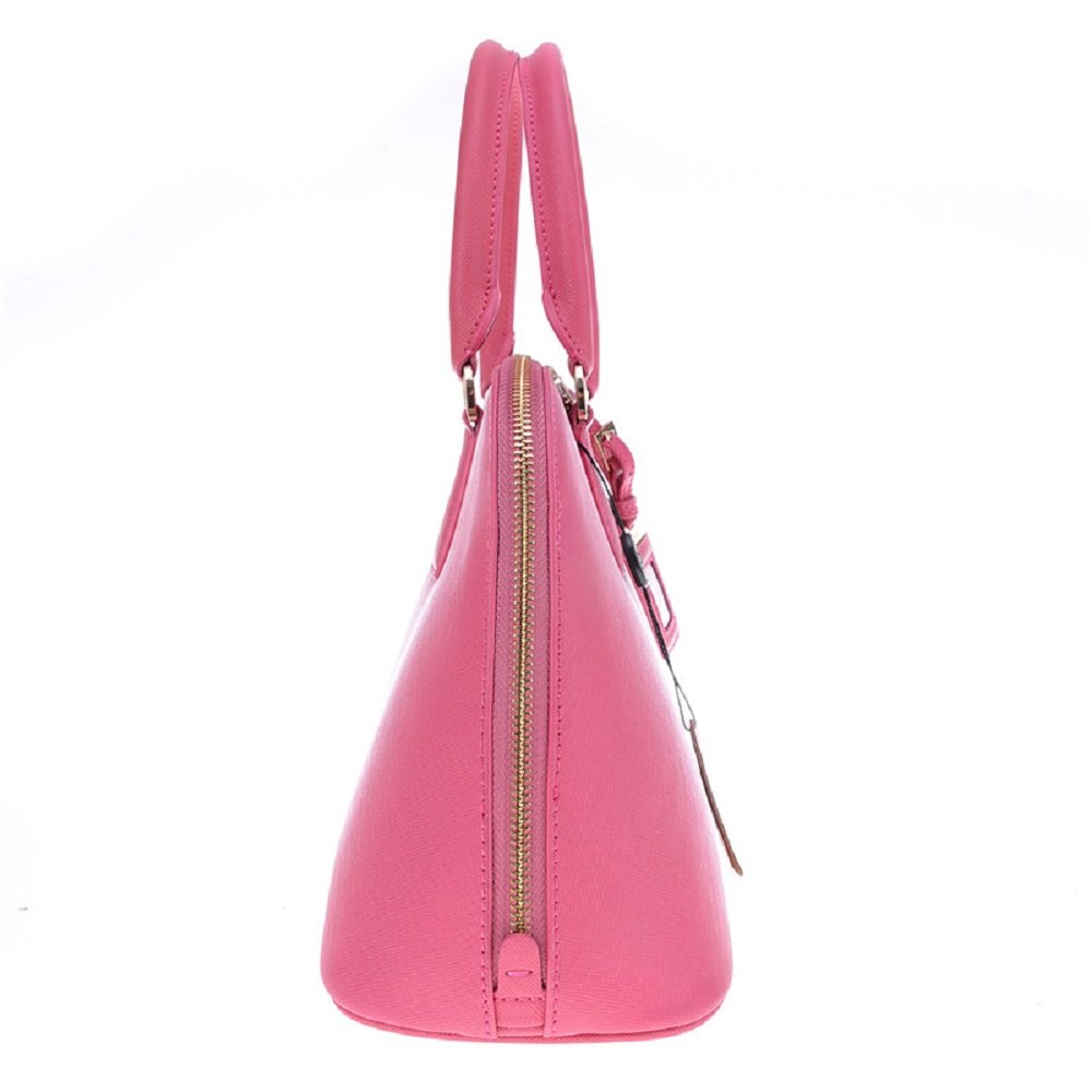 Prada Women s Cowhide Shell Trumpet Handbag (blue)  Amazon.ca  Shoes    Handbags 630ddf84347ec