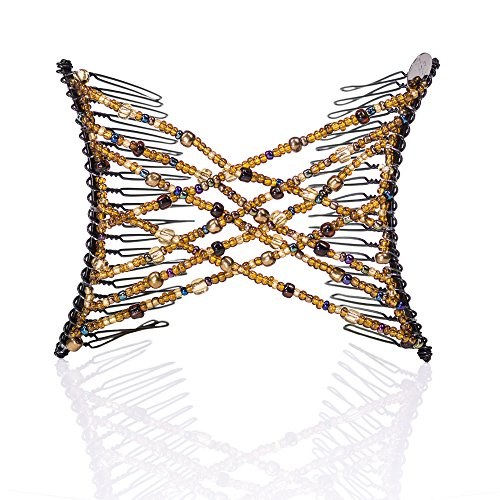 HairZing Criss Cross Accessory Perfect Tortoise product image