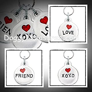 product image for Love Pet Collar Charm