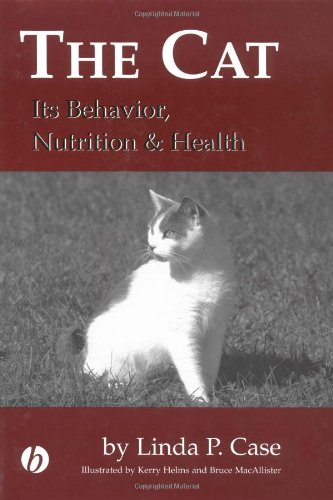 The Cat  Its Behavior  Nutrition And Health