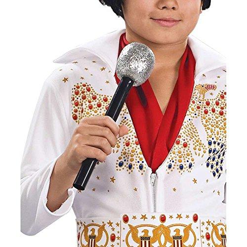 Rubies Costume Elvis Novelty Microphone