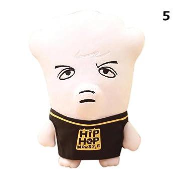 CDELEC 1 UNID Nueva Corea BTS Muñecas Suaves Ugly Doll Peluches Muñecas de peluche Niños Regalos