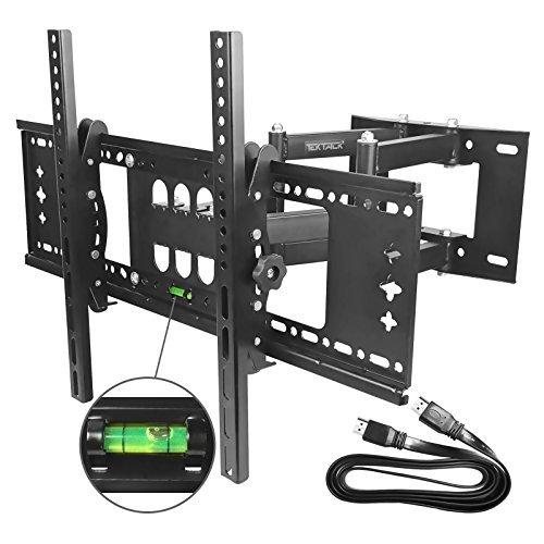 """Tektalk Full Motion TV Wall Mount Bracket for 32 - 70"""" LCD LED Plasma TV..."""