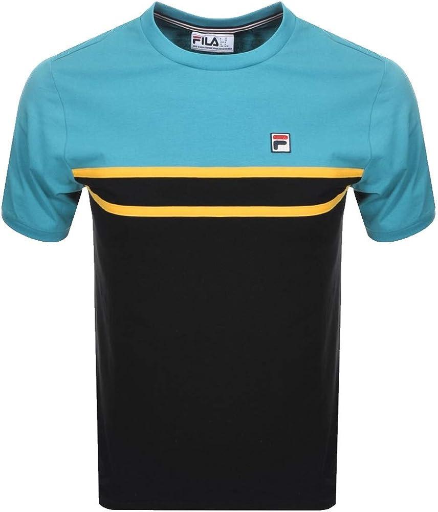 Fila Hombre Camiseta Baldi, S: Amazon.es: Ropa y accesorios