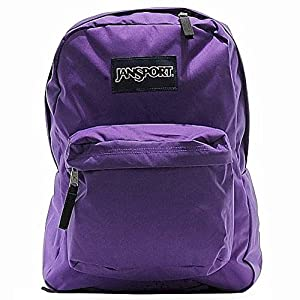 Amazon.com : JanSport Superbreak Backpack Purple Night One